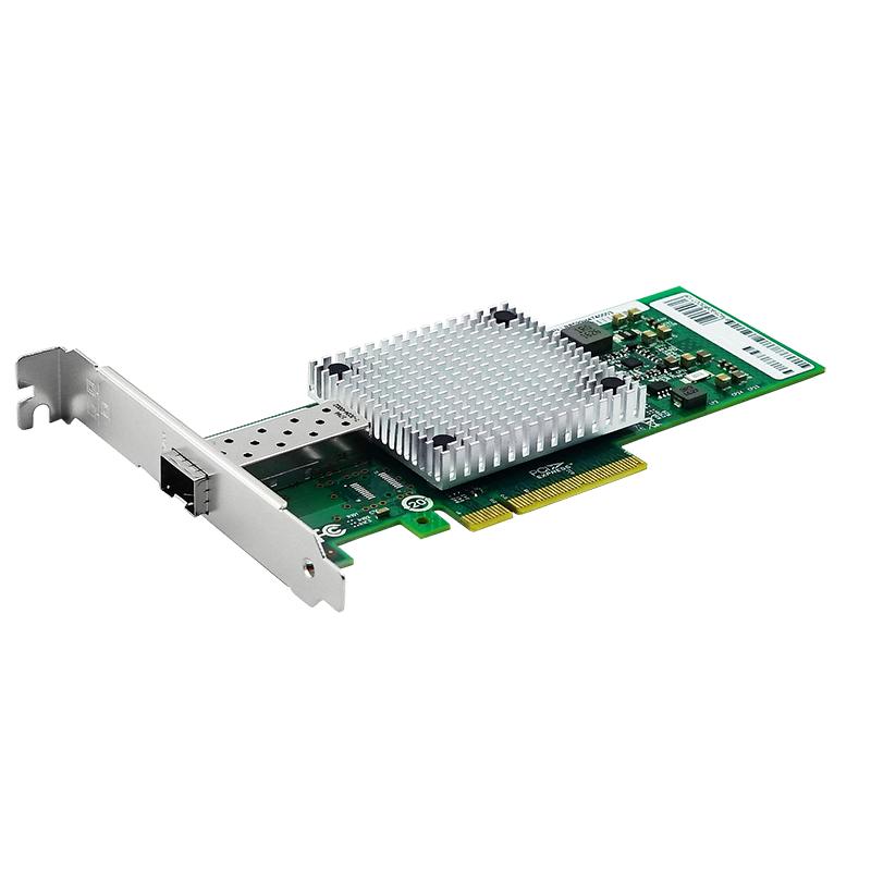 MTN520-1SFP+ 10Gigabit PCI-E x8 Single SFP+ Fiber NIC Server Adapter